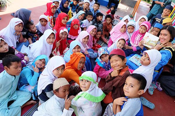 CSR 'HATO HEXINDO': Women & Children Empowerment