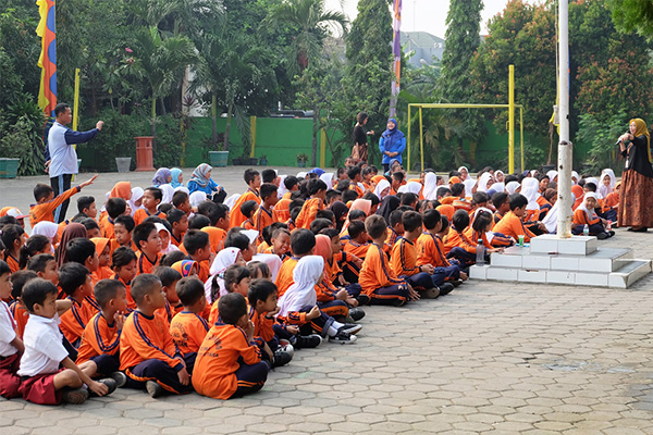 'CSR: Inspire The Future' in Jakarta