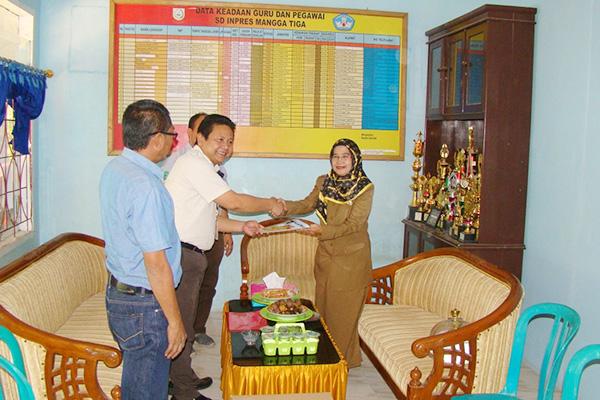 CSR: Inspire the Future' in Makassar
