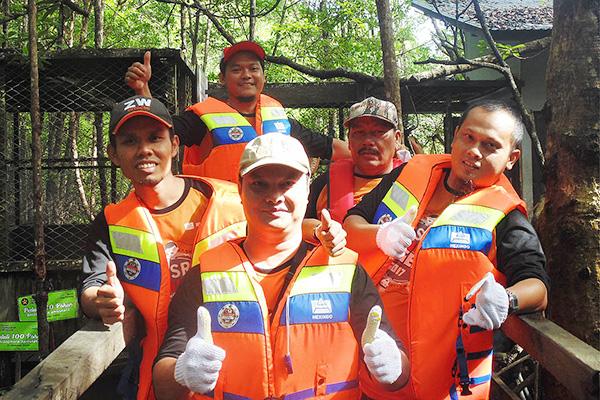 CSR 'Menjaga Negeri': Mangrove Planting in Balikpapan