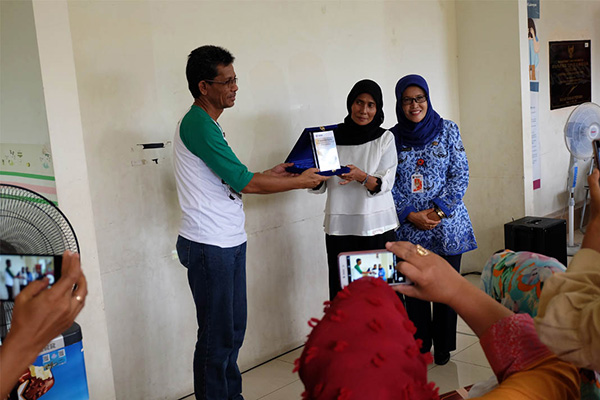 CSR 'Menjaga Negeri': Health Socialization in RPTRA Jatinegara