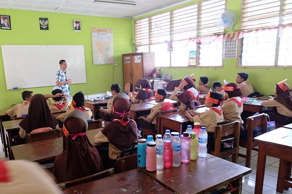 CSR: Inspire The Future in Jakarta