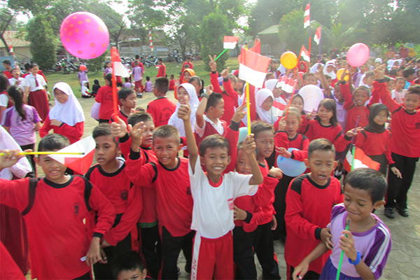 CSR: Inspire The Future in Palembang
