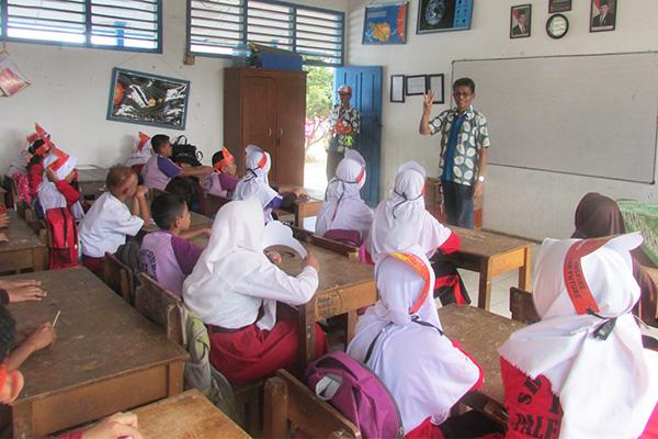 CSR: Inspire The Future in Palembang